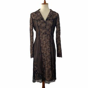 Moda International 8 Victorias Secret Lace Dress
